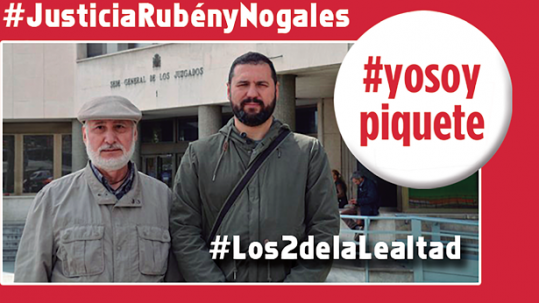 UGTCyL pide #JusticiaRubényNogales