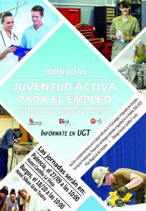 Cartel Jornadas Garantia Juvenil