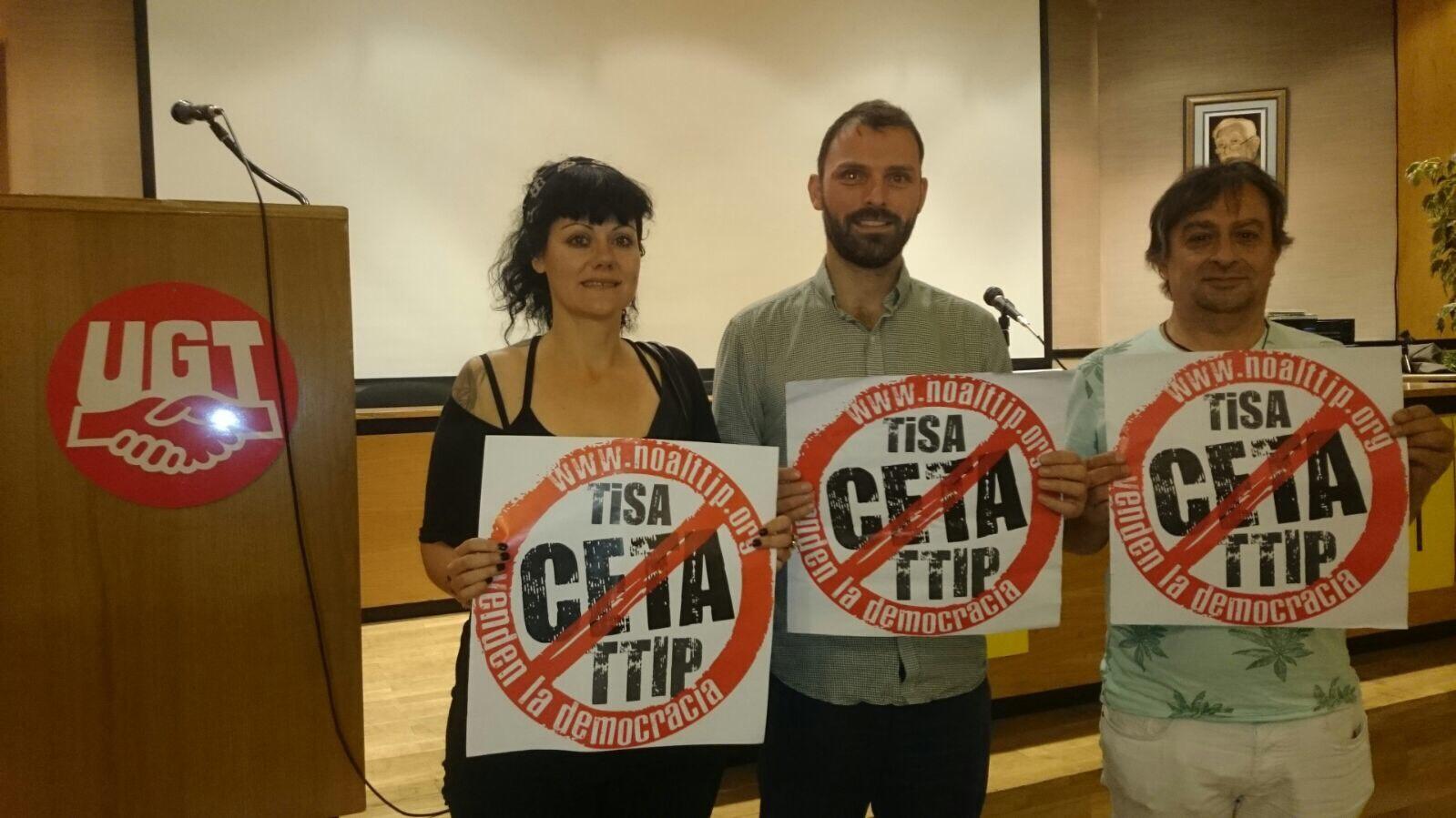 Movilización social contra tratados de Libre Comercio
