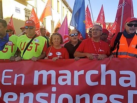 con empleos y salarios de miseria no habrá #PensionesDignas