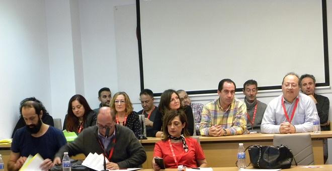 FeSMC-UGTCyL, nueva comisión ejecutiva