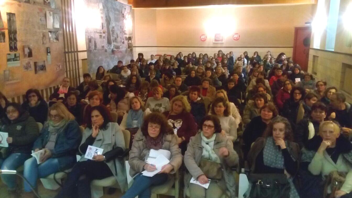 Asamblea informativa de los trabajadores de Ayuda a Domicilio de León