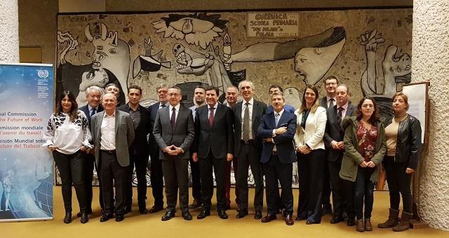 El Diálogo Social de Castilla y León en la OIT
