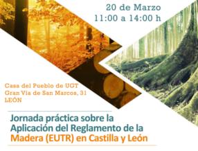 Jornada práctica sobre la Aplicación del Reglamento de la Madera en CyL