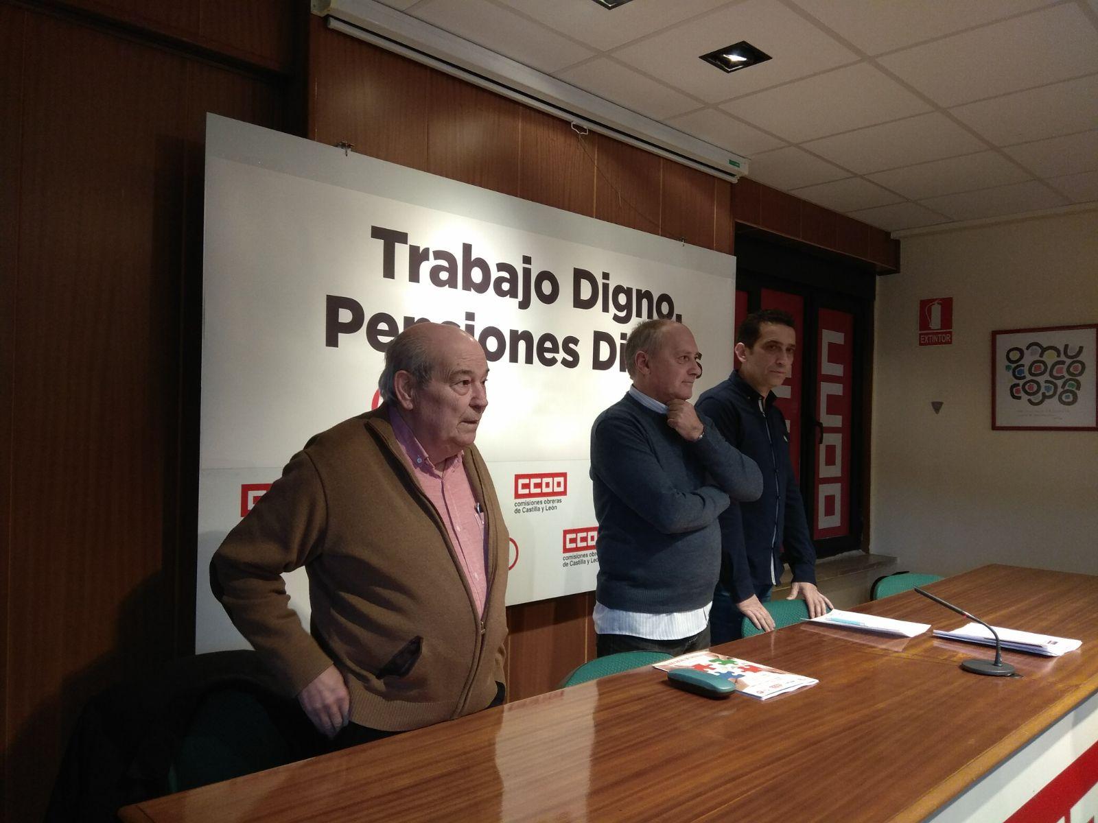 Rueda de Prensa #PensionesDignas 17M