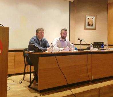 Roberto Rubio y Raúl Santa Eufemia inauguran la jornada sobre aplicación del reglamento de la madera en Castilla y León