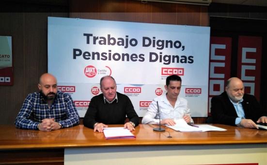 rueda prensa presentación movilizaciones por las pensiones del 15 de abril