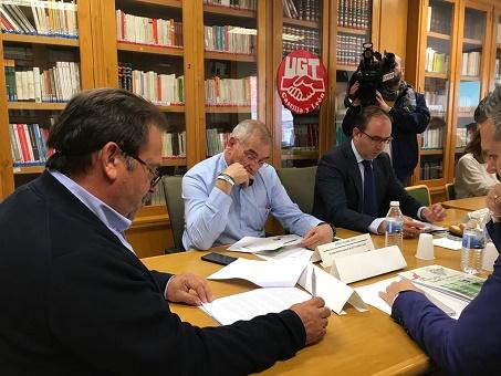Observatorio sobre el presente y futuro de la industria vitivinícola en Castilla y León