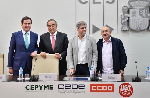 Firmado el IV AENC