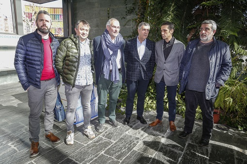 Reunión en León de la Mesa del Diálogo Social sobre Energía en la que se ha tratado sobre los fondos para las cuencas mineras