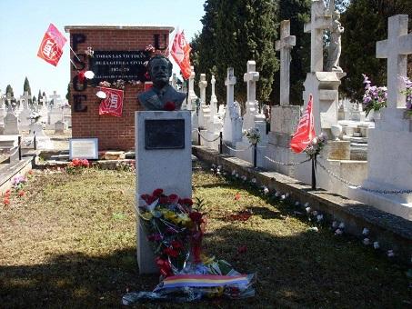 UGT,con 130 años de historia y comprometida con la Memoria Histórica, no busca protagonismo solo exige respeto, a su historia, a la verdad y a las víctimas