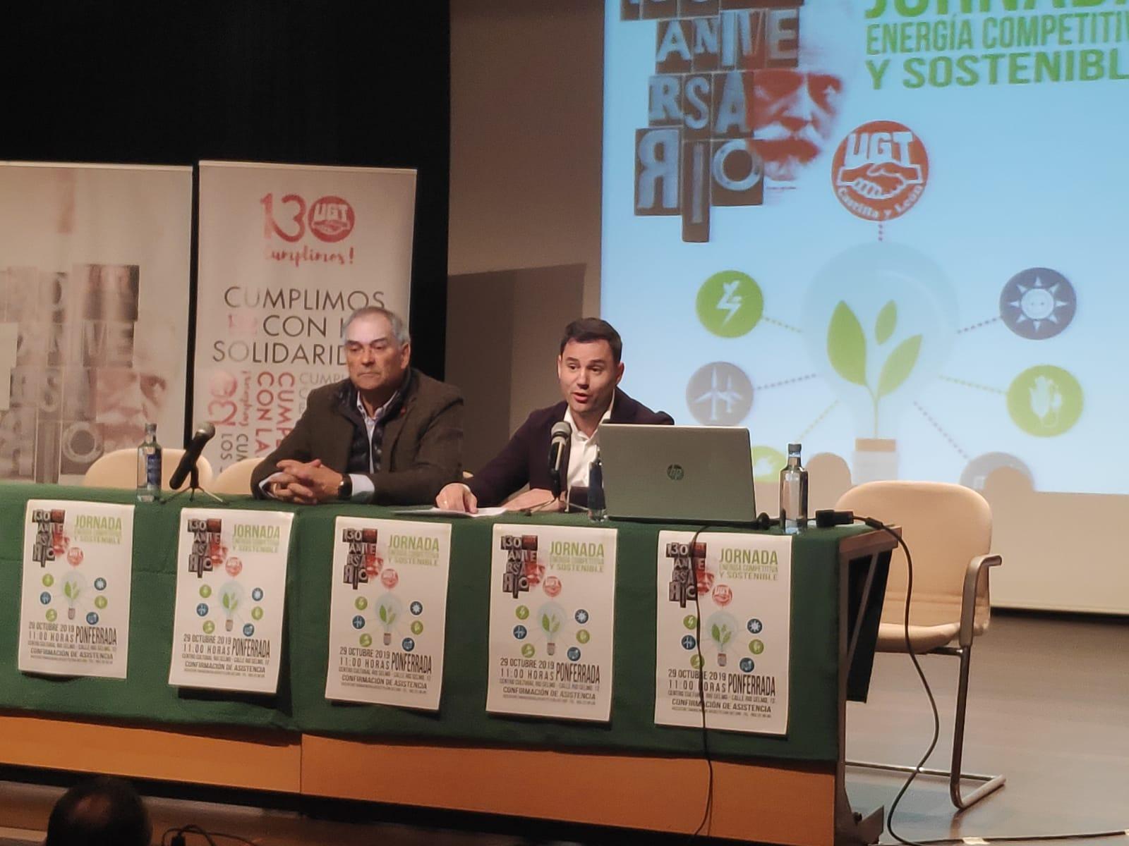 Jornada sobre energía competitiva y sostenible