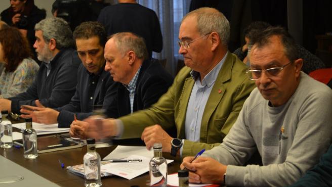 3 de Marzo 2020 : Mesa por el Futuro de León