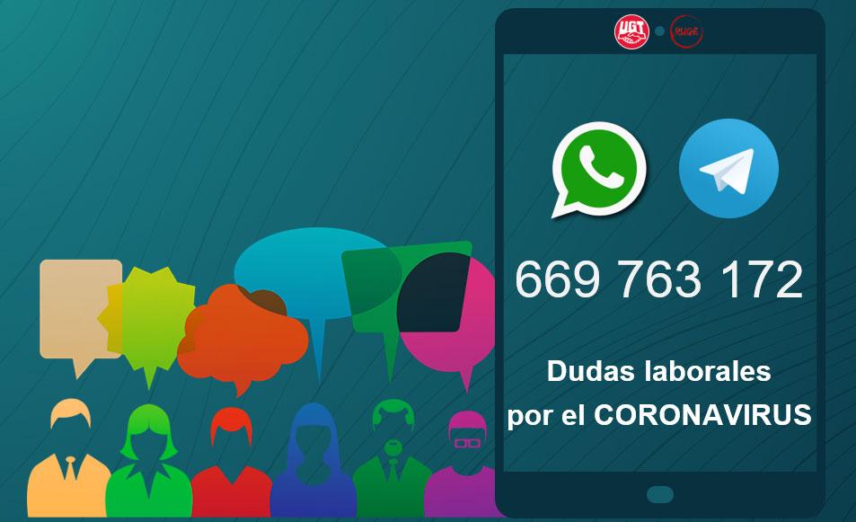 dudas-laborales-coronavirus-ugt-atencion-telefono