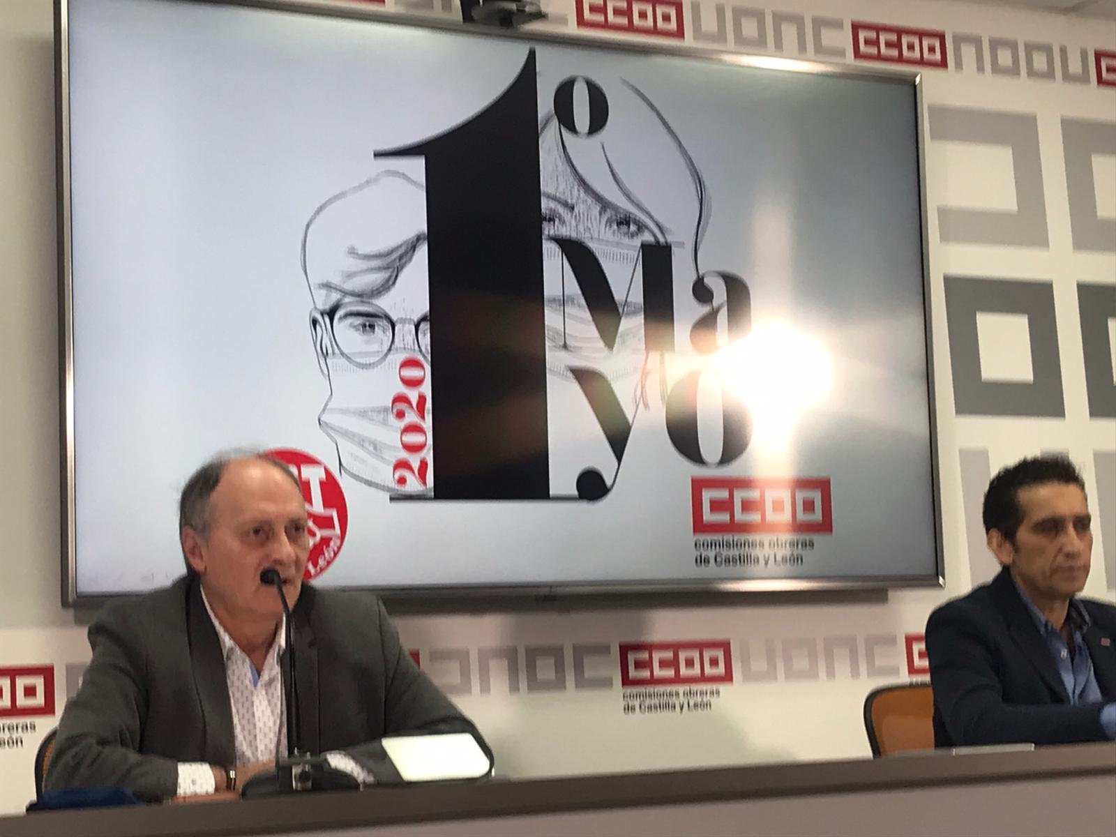 Rueda de Prensa 1 de Mayo 2020