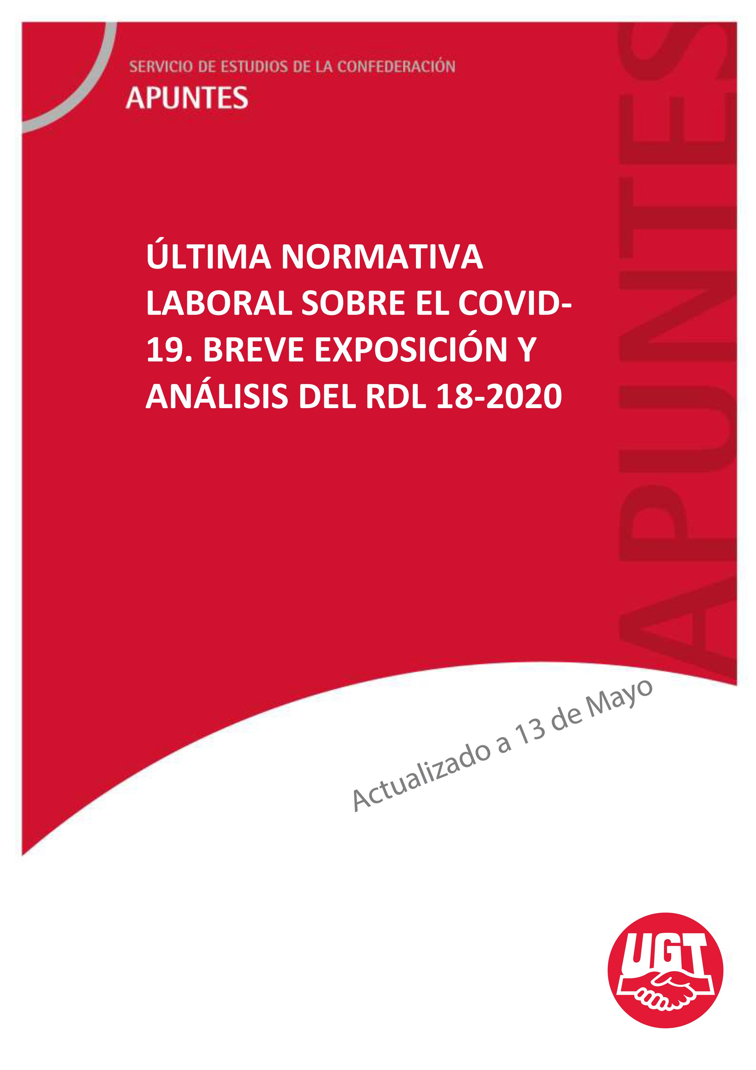 Apuntes de Normativa Laboral 21 de Abril actualización