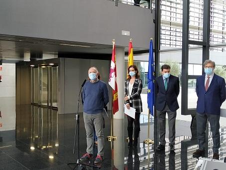 El secretario general de UGTCyL ha manifestado que debemos aprovechar la crisis covid para cambiar el modelo productivo de Castilla y León