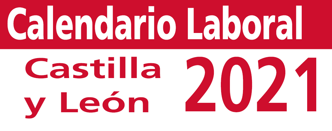 Calendario Laboral CyL 2021