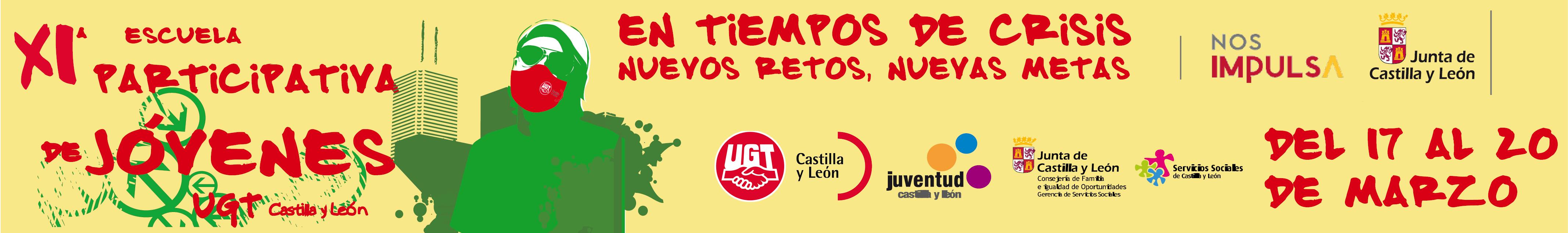 XIª Escuela Participativa de Juventud UGT Castilla y León