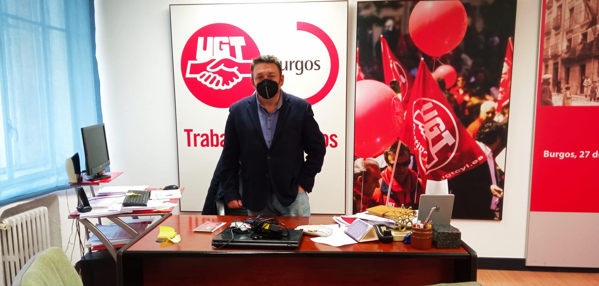Pablo Dionisio Fraile, reelegido Secretario General de UGT en Burgos