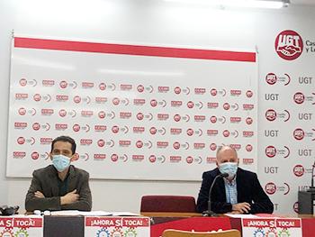 UGT y CCOO volverán a movilizarse el próximo 11 de marzo bajo el lema #AhoraSíToca