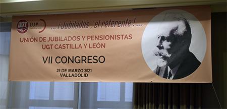 Pablo Zalama Torres, reelegido secretario general de la UJP-UGTCyL
