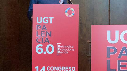 Gorka López Prieto, elegido Secretario Provincial de Palencia