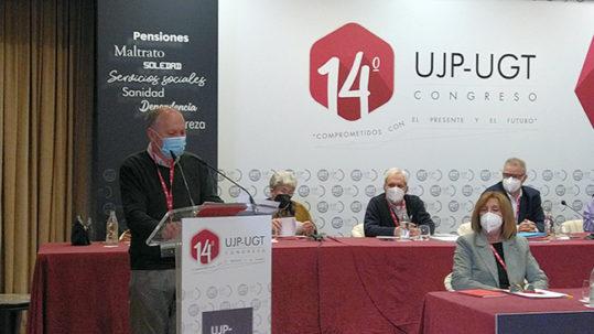 La UJP de UGT celebra su Congreso Confederal en Valladolid