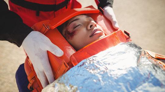 """UGTCyL reclama a la Administración Autonómica """"políticas rotundas"""" de salud laboral para evitar accidentes mortales como el del trabajador de Babilafuente"""