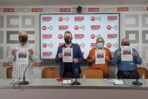 Rueda de Prensa con motivo del 1 de Octubre, Día Internacional de las Personas Mayores